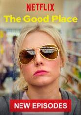 The Good Place Netflix show - OnNetflix co uk